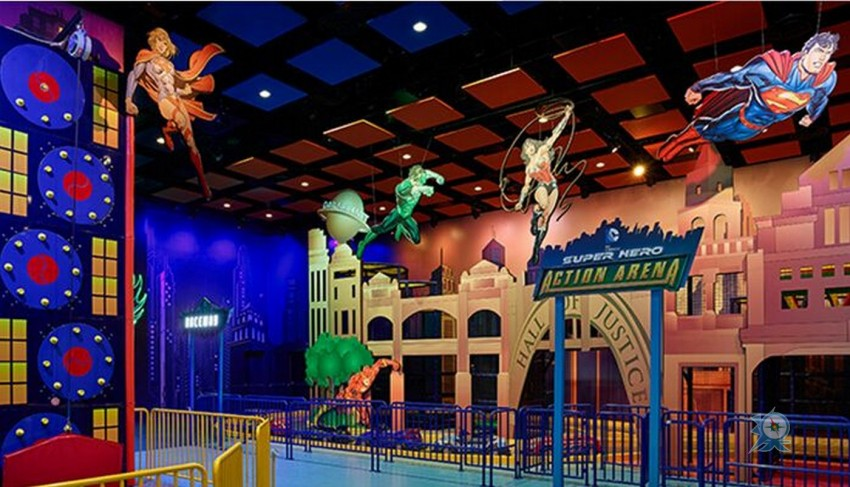 華納滿Fun童樂園