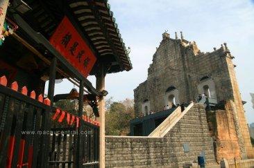 大三巴哪吒廟 Na Tcha Temple