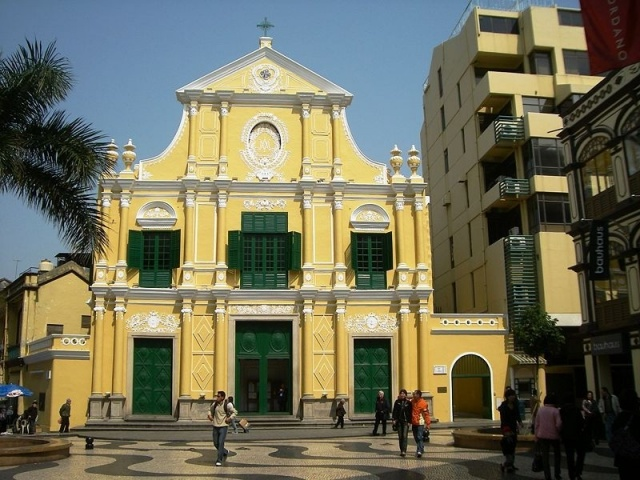 玫瑰聖母堂 St. Dominic's Church