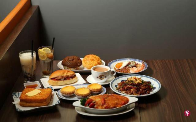 飲食轉讓出售: HKD 30萬   水坑尾茶餐廳 ID:28703