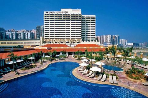 金麗華酒店 Grand Lapa Macau