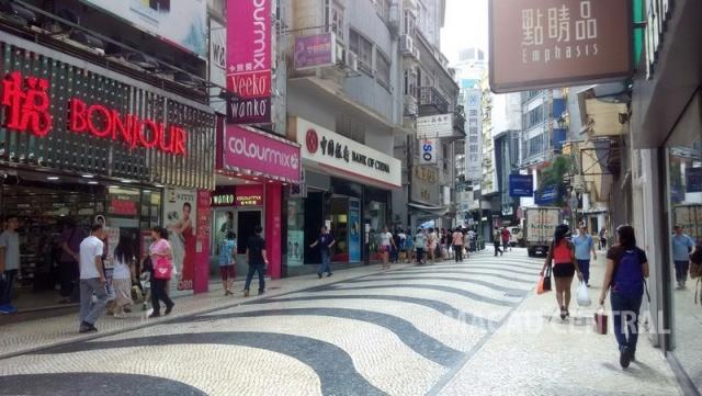 板樟堂區購物區