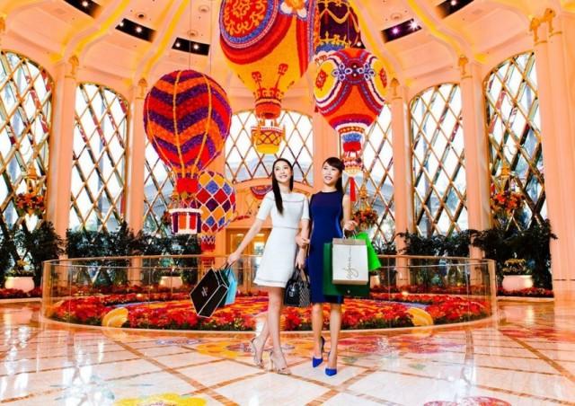 永利皇宮 (購物街)