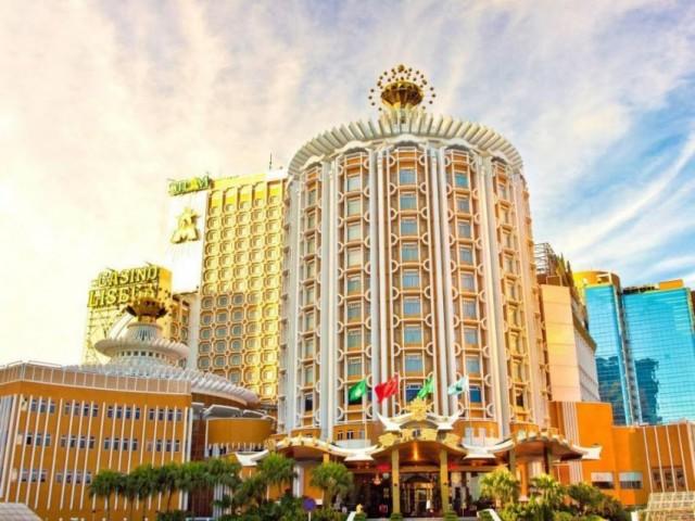 葡京酒店 Grand Lisboa Macau