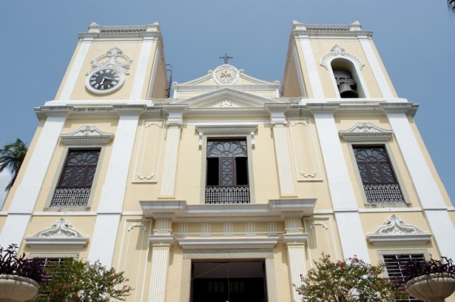 聖老楞佐教堂 St. Lawrence's Church