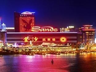 澳門金沙酒店婚宴酒席 Sands Macau Hotel
