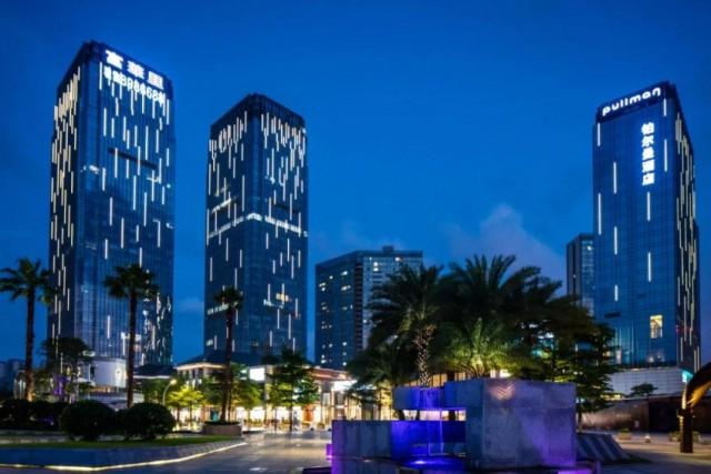 珠海中海鉑爾曼酒店