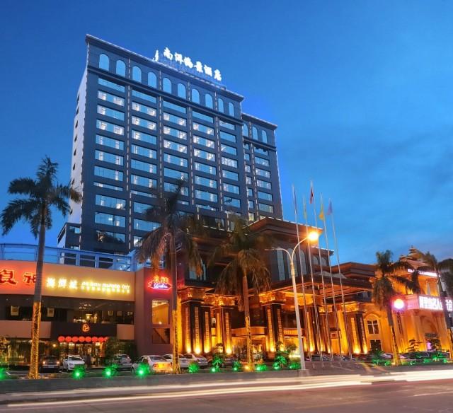 珠海南洋海景酒店