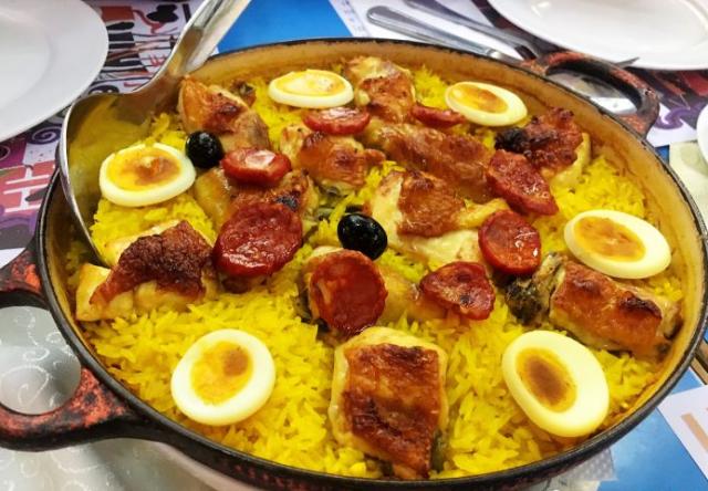 公雞葡國餐廳 (皇朝)Domgalo Portuguese Food