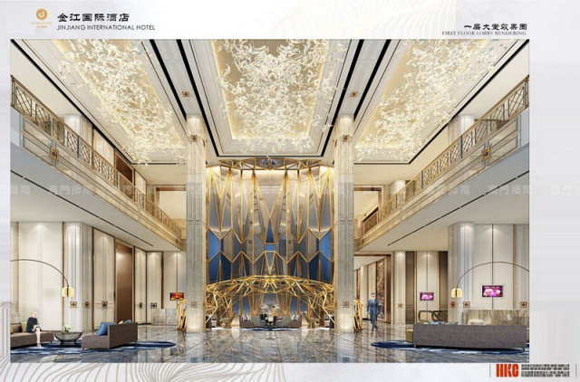 商業設計 柬埔寨金江國際酒店 28693
