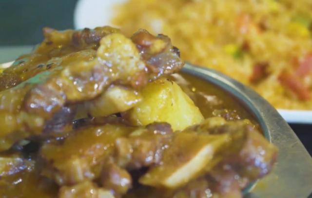西洋炒飯 / 牛尾飯 (西灣安記)
