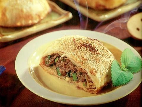 碳烤胡椒餅 (台灣帝鈞澳門專賣店)